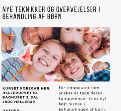 Børn i EFT-tankefeltterapi